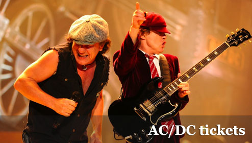 cheap AC/DC tickets