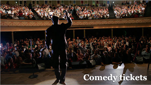 Buy cheap comedy shows tickets