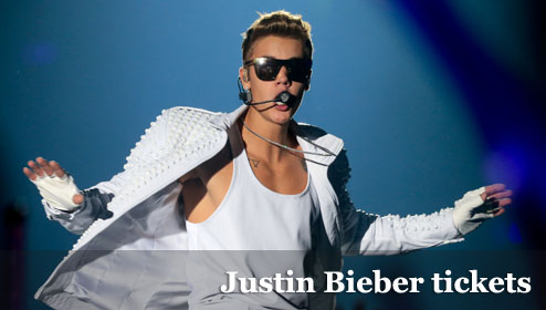 Cheap Justin Bieber tickets