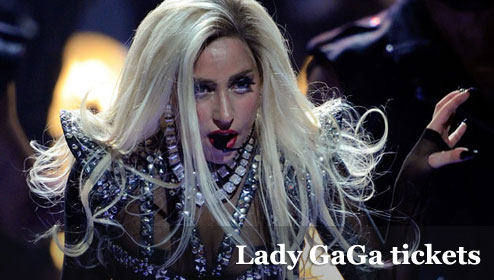 cheap Lady Gaga tickets
