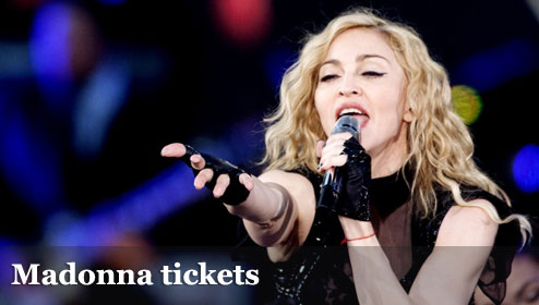 cheap Madonna tickets