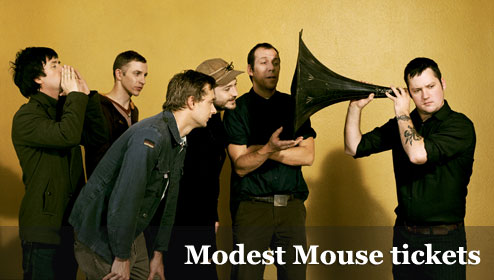 cheap Modest Mouse tickets