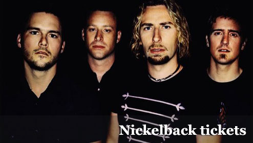 Cheap Nickelback tickets